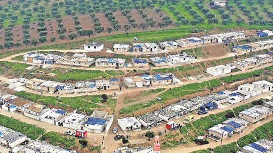 El frágil alto el fuego en Idleb