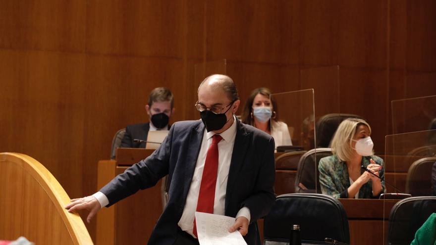 El traslado de Ghali desde Zaragoza a Logroño enfrenta al PP con Lambán