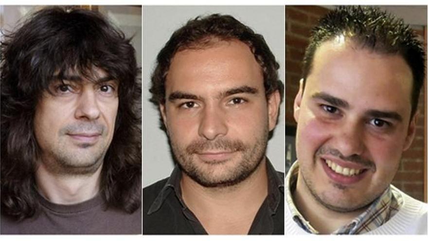 Los tres periodistas españoles liberados regresan hoy