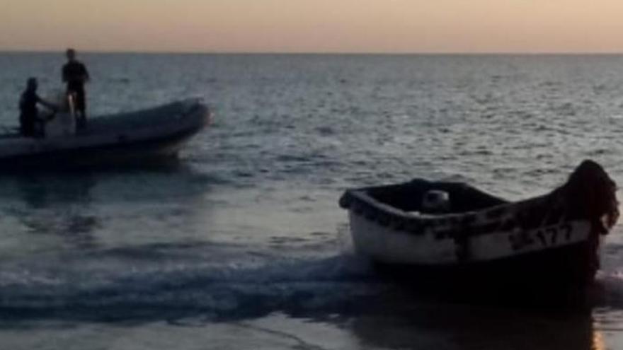 Una nueva patera llega a Fuerteventura