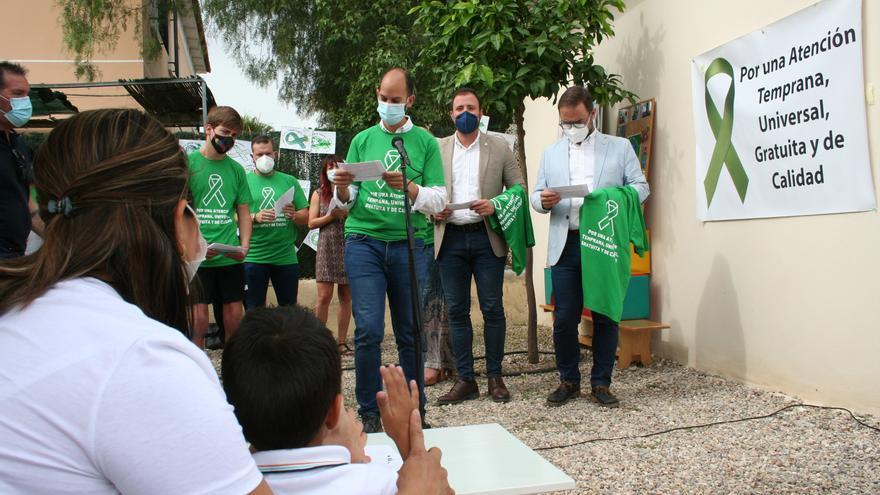 Piden en Lorca visibilizar la Atención Temprana
