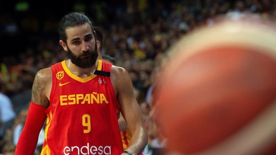 España y Estados Unidos miden sus fuerzas a dos semanas del Mundial de China