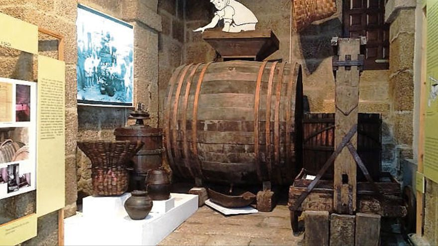 """El Etnolóxico de Ribadavia acoge el ciclo cultural """"Do Viño de Galicia"""""""