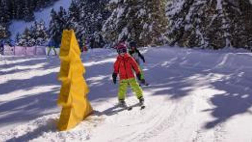 El bon temps augura un dels millors caps de setmana d'esquí de la temporada