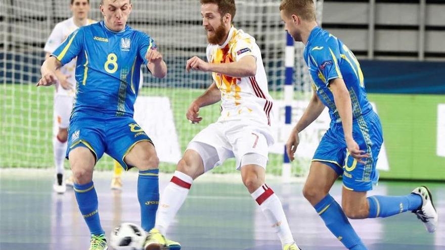 Pola clasifica a España para semifinales