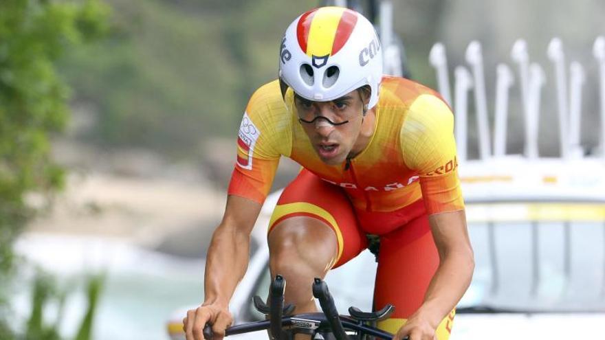 Olimpiadas Ciclismo Río 2016: Castroviejo se queda a 4 segundos del bronce; Cancellara, oro