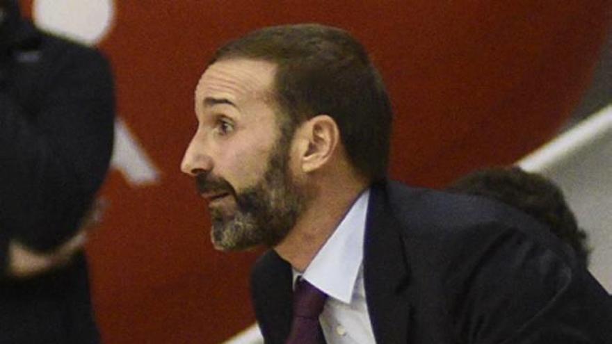 Sito Alonso: «Ha habido un dominador y ha sido el UCAM»