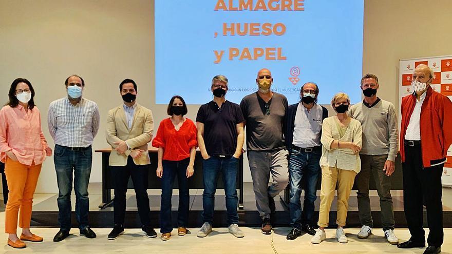 El Museo Canario diseña una visita innovadora basada en los sentidos