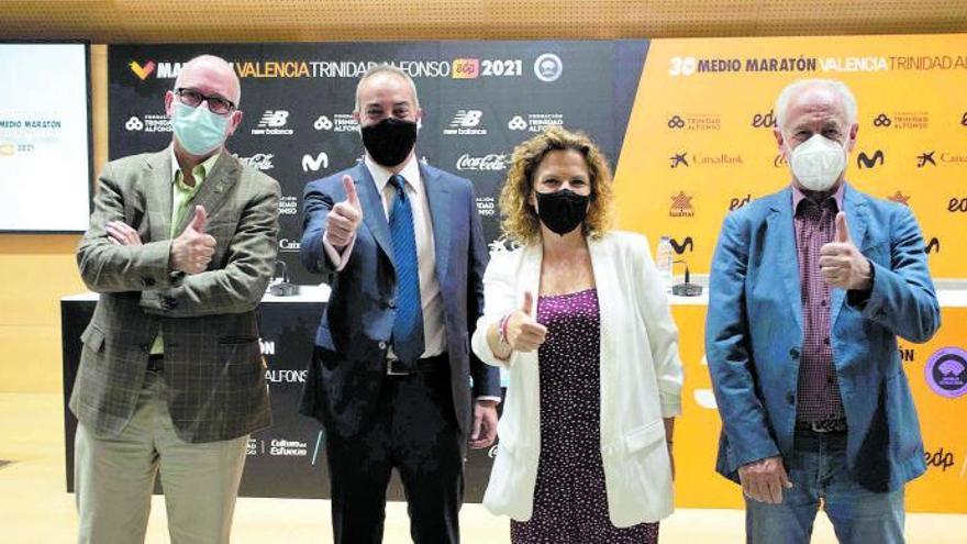 València tendrá Maratón popular
