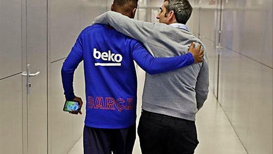 Valverde s'acomiada amb una carta i els pesos pesants li diuen adeu a les xarxes
