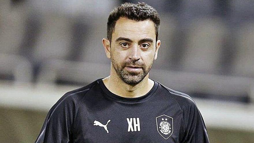 Xavi: ¿Al banquillo de Brasil?