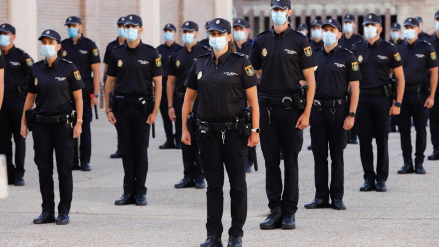 137 agentes de la Policía Nacional se incorporan a la Región