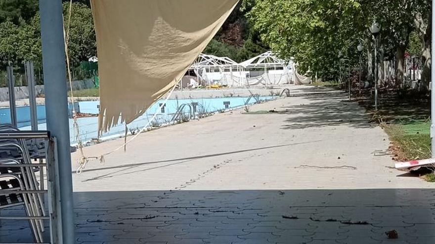 La piscina 'fantasma' de uno de los grandes municipios de Castellón