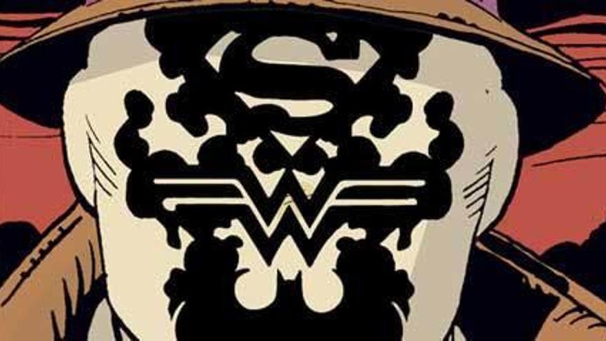 """Watchmen"" planta cara a Superman"