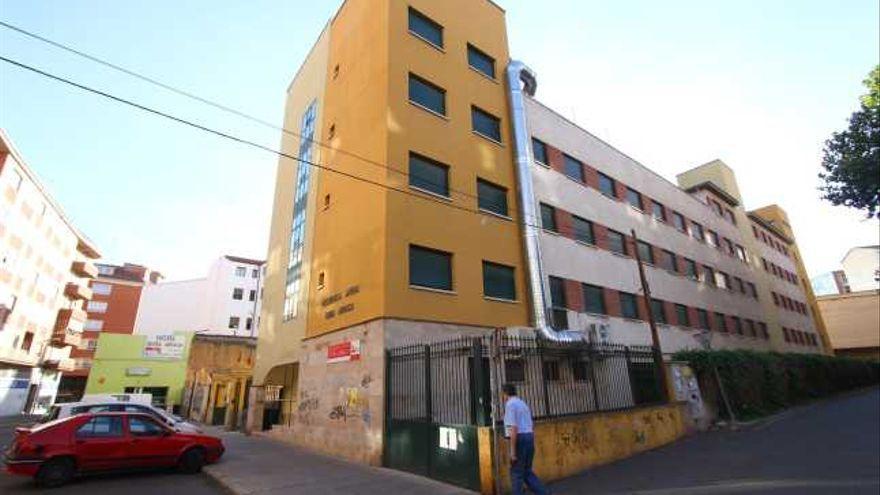 Declarado un brote de coronavirus en la residencia juvenil Doña Urraca de Zamora