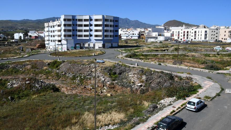 La urbanización de Arauz será por fin concluida tras 20 años de abandono