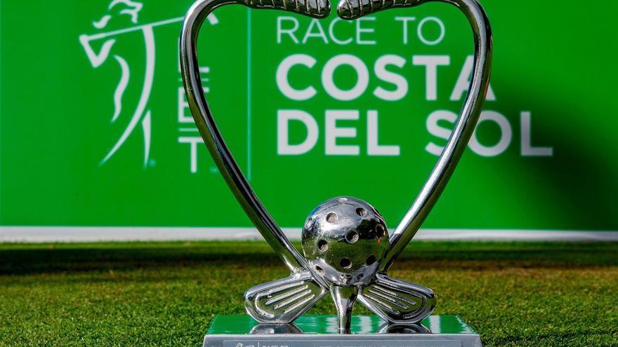 La Race to Costa del Sol de golf comienza en Sudáfrica la próxima semana