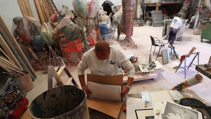 La Generalitat habilita 7 millones para oficios artesanos de fiestas populares