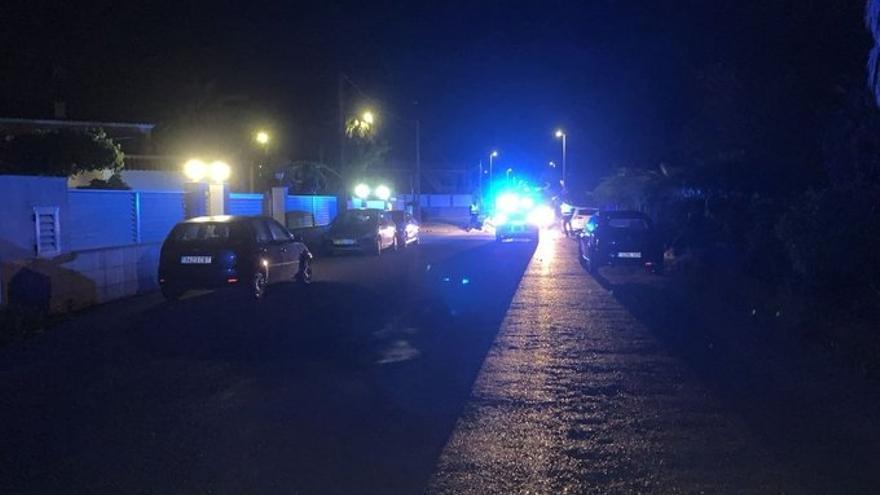 Una vecina de Burriana fallece en un accidente de moto