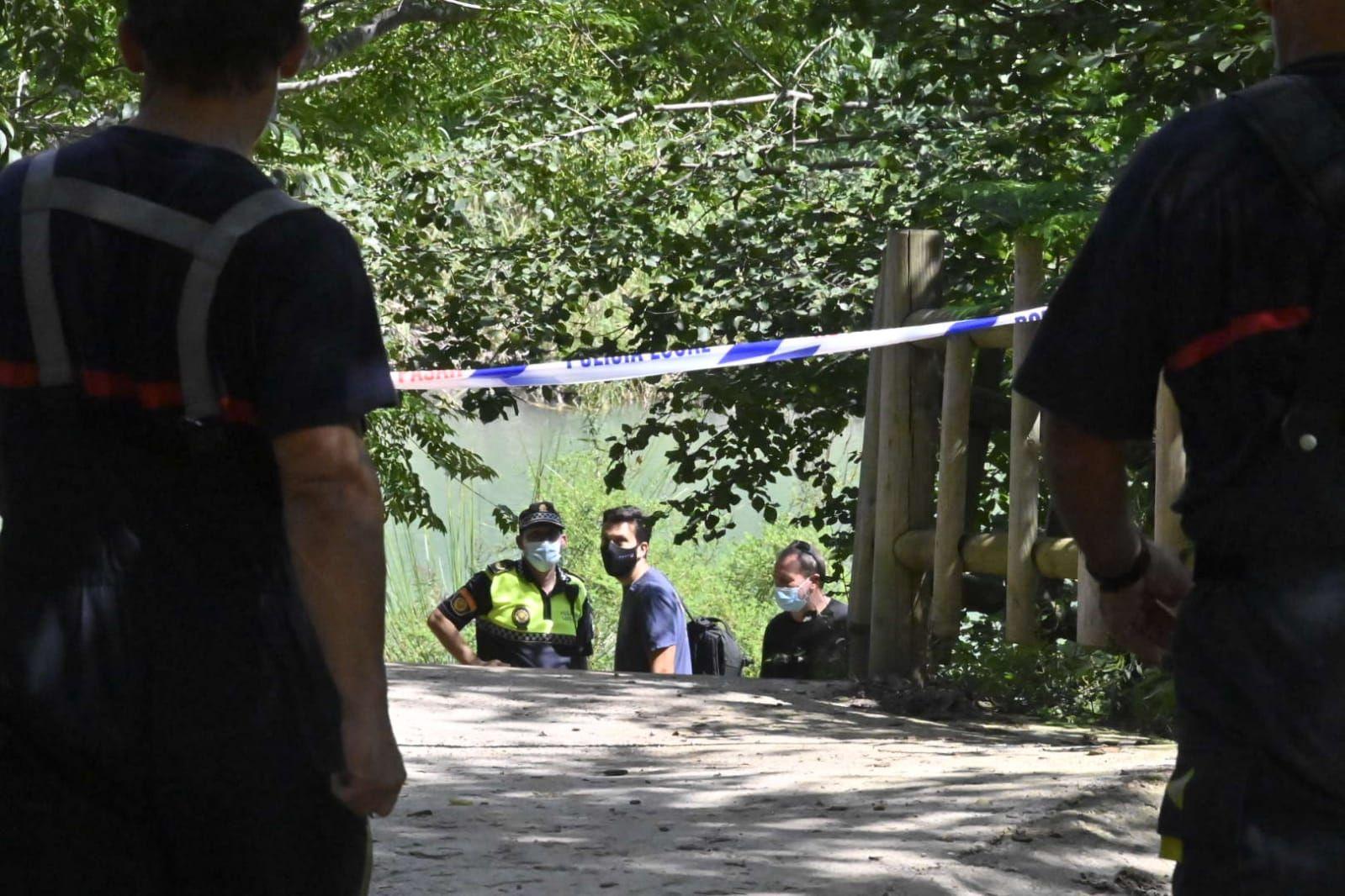 Fallece un hombre en el cauce del río Millars en Vila-real