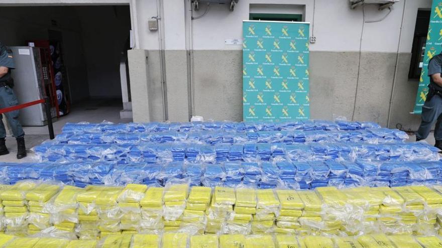 Casi 4.000 kilos de cocaína llegaron al puerto de València durante el Estado de Alarma