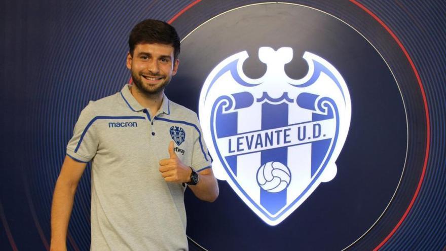 El Levante UD hace oficial el fichaje de Prcic
