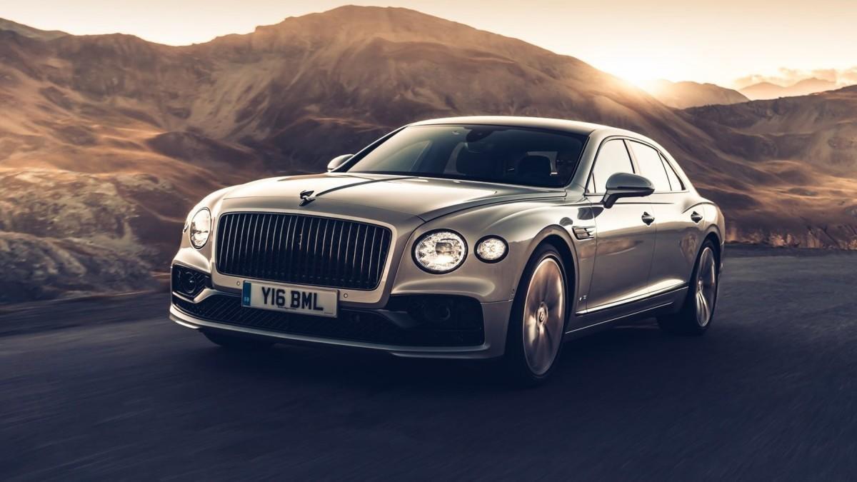 Bentley Flying Spur 2020: más de 160 fotos en una súper galería