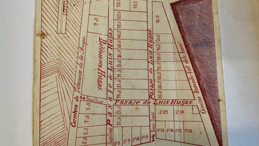 L'Arxiu Municipal de Castelló d'Empúries ingressa documents sobre la construcció del barri del Toribi Duran