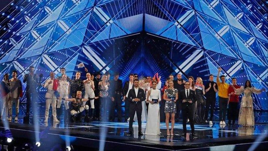 Australia se eleva en la primera semifinal de Eurovisión 2019