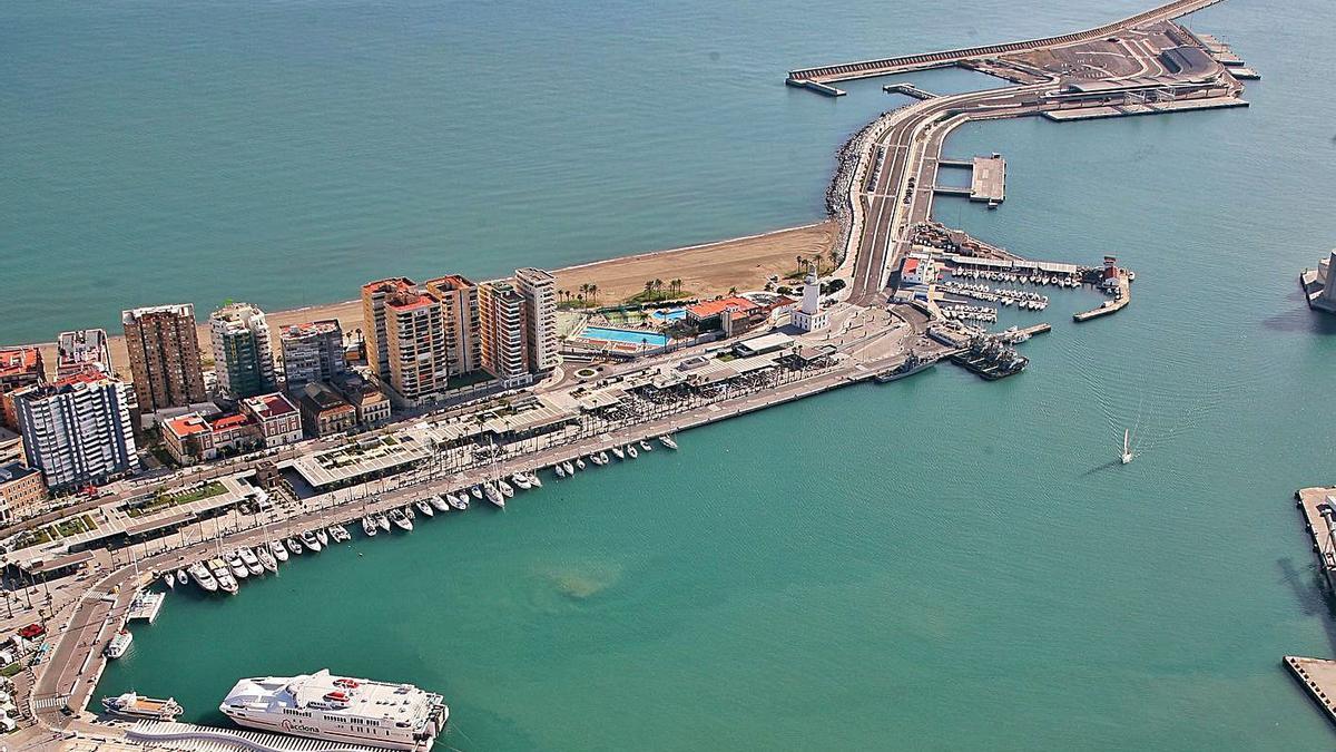 El puerto de Málaga vuelve desde hoy a recibir cruceros