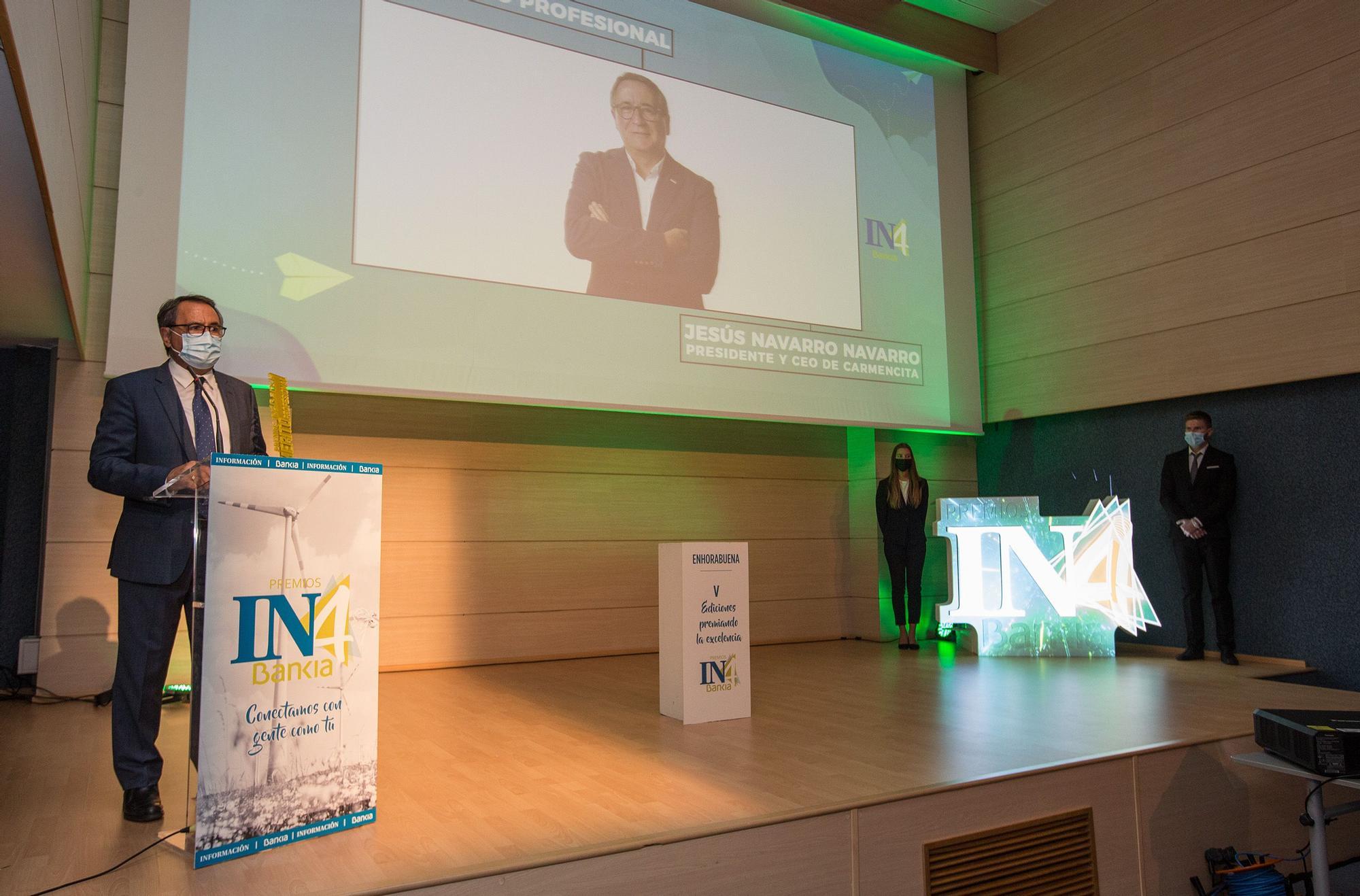 Los IN4Bankia 2020 entregan sus galardones más necesarios