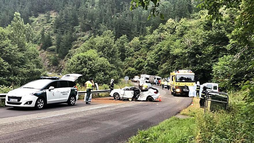 El conductor del accidente del Carmen aduce que no iba rápido y había llovido