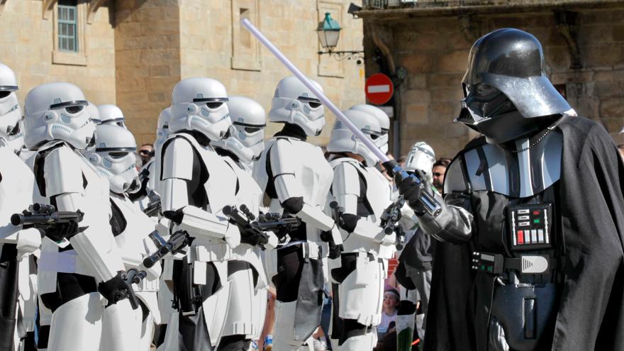 ¿Cuánto sabes de Star Wars?