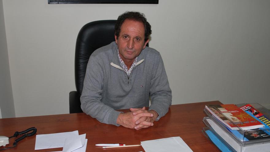 Nofre Ferrer, en su época de presidente del PP en Manacor
