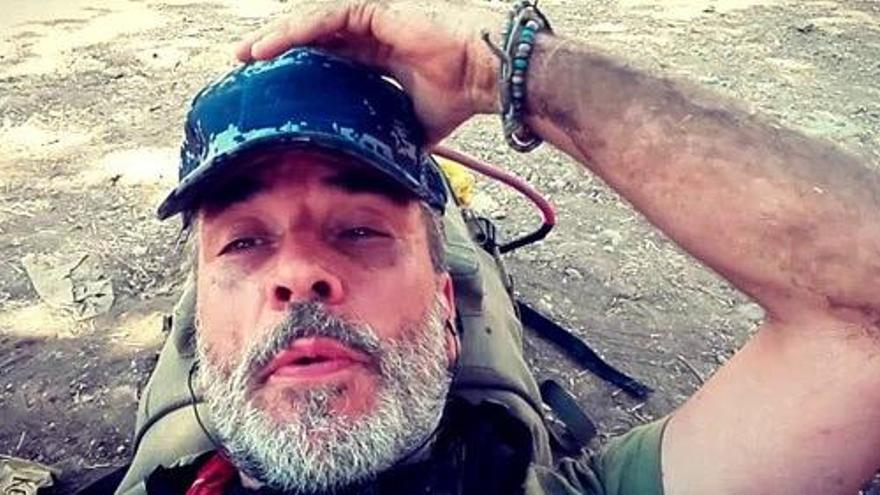 Liberado el periodista Ferran Barber, tras un mes retenido en Kurdistán iraquí