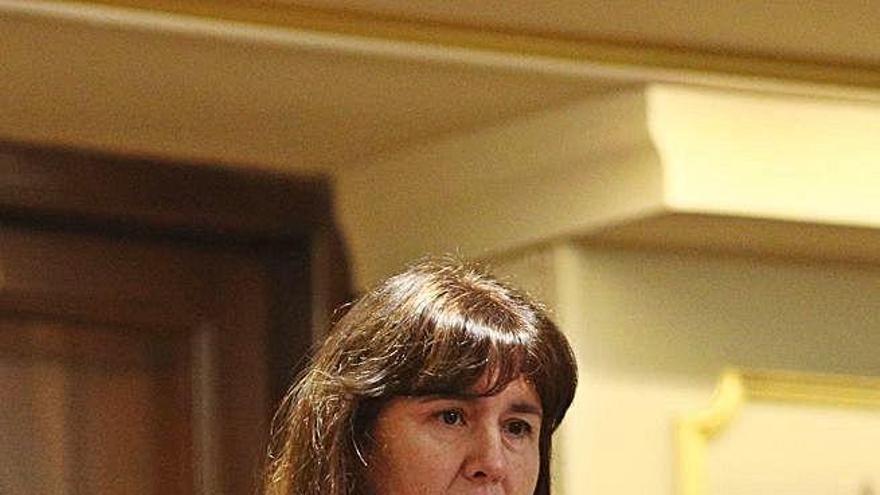 El Congrés avala que Borràs sigui jutjada pel Suprem per malversació