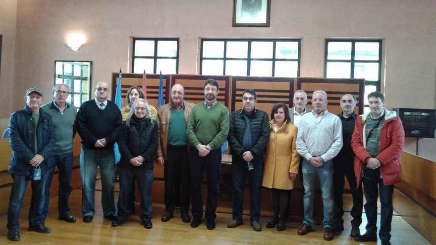 San Martín galardona a sus trabajadores jubilados