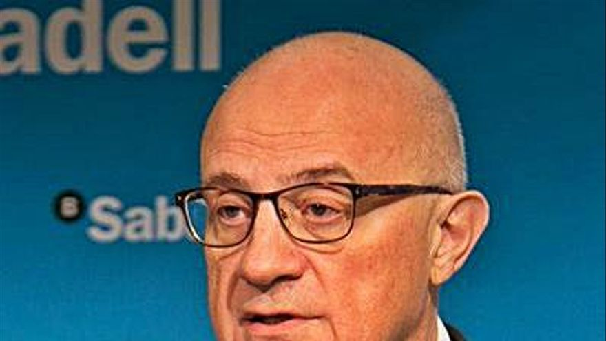 Banco Sabadell gana dos millones en 2020, un 99,7% menos, tras provisionar 2.275
