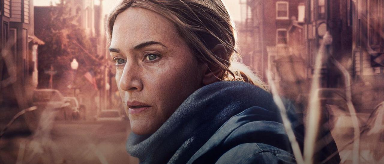 Kate Winslet es la protagonista de la última serie de misterio de HBO.