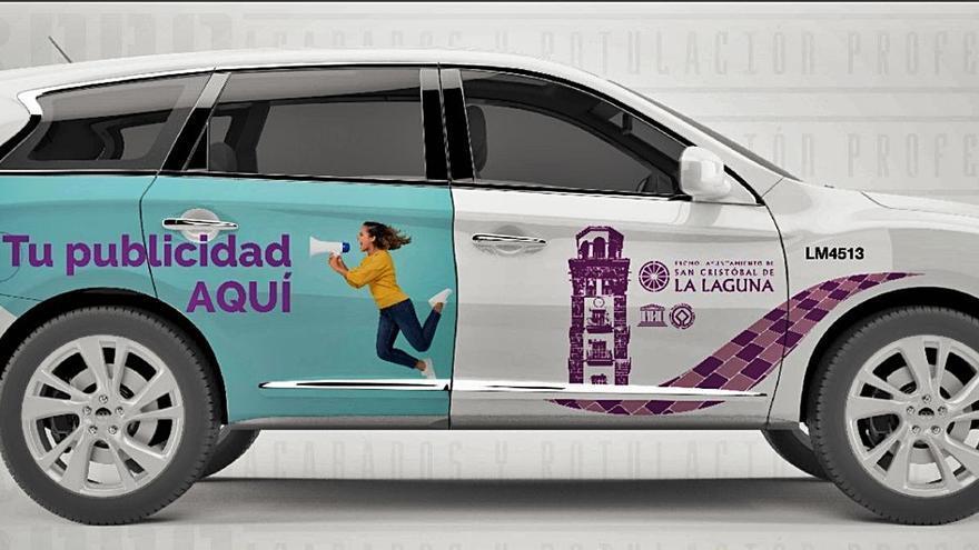 Los taxistas irán de violeta y los vehículos tendrán nueva imagen