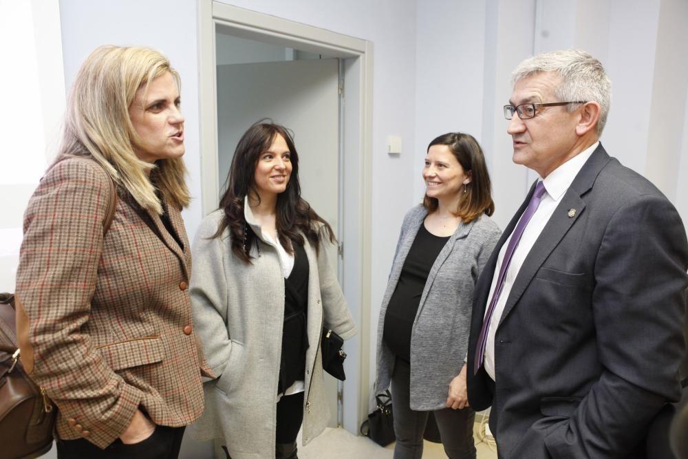 """Celebración del """"Girl's Day"""" en la EPI de Gijón"""