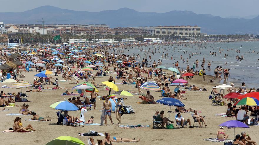 Gran calidad de las aguas de baño españolas