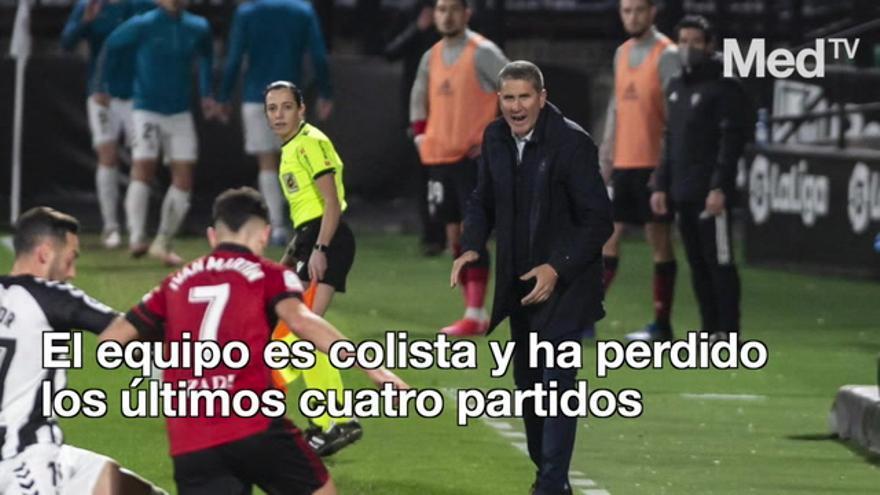 El reto de Juan Carlos Garrido