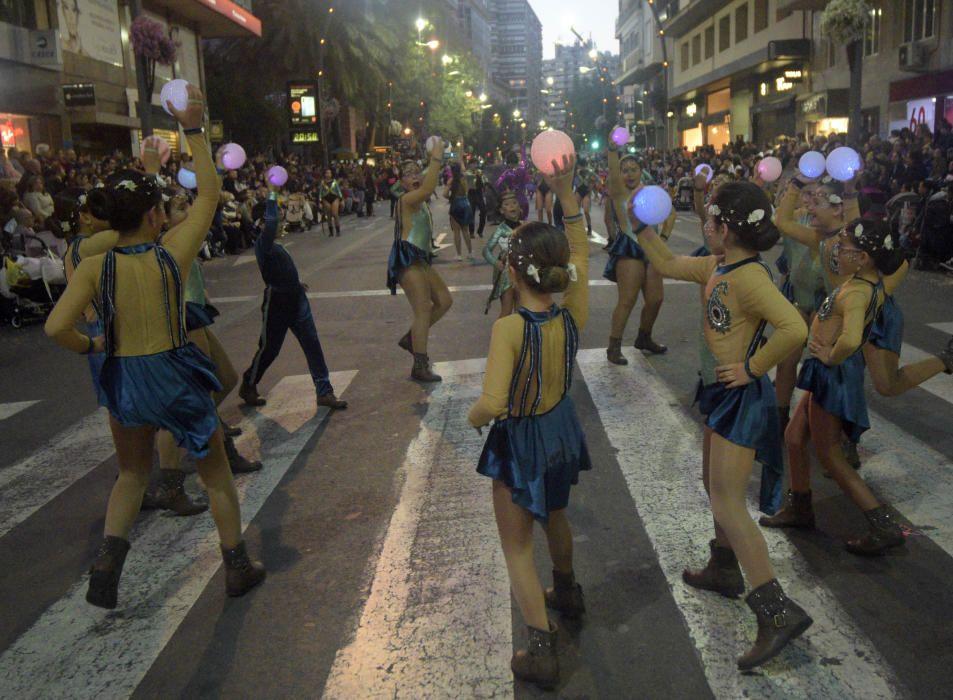 Desfile del Entierro de la Sardinilla