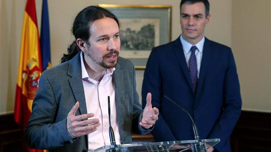 Pablo Iglesias: un 'macho beta' en la Moncloa