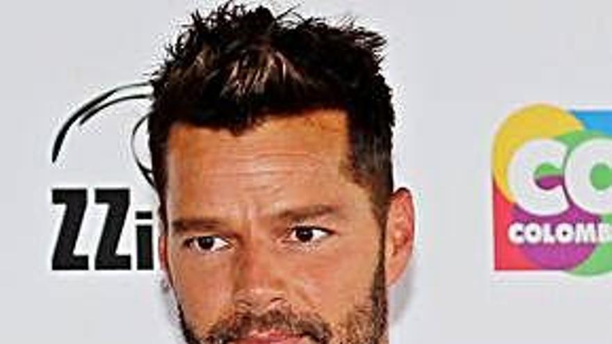 Ricky Martin apoya a los afectados por los terremotos