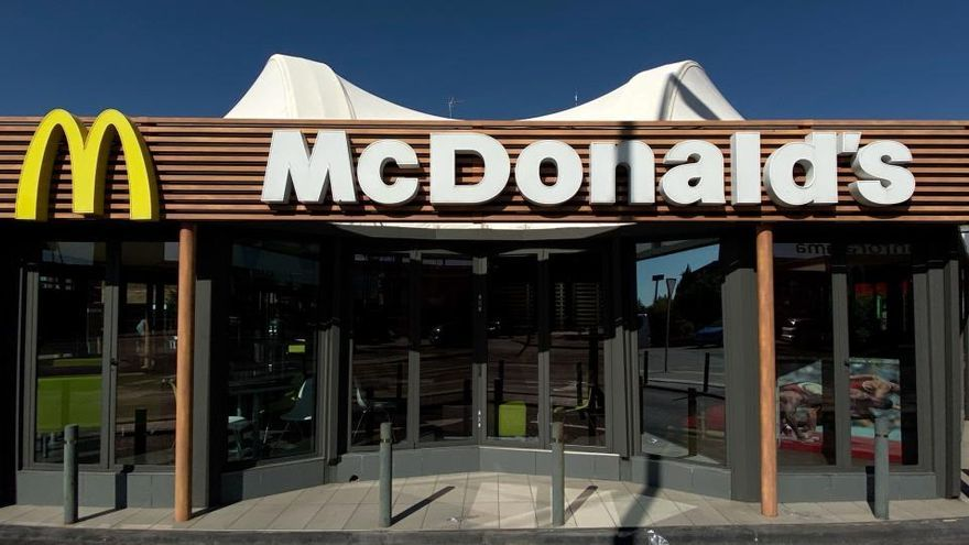 McDonald's gana un 25% menos hasta septiembre