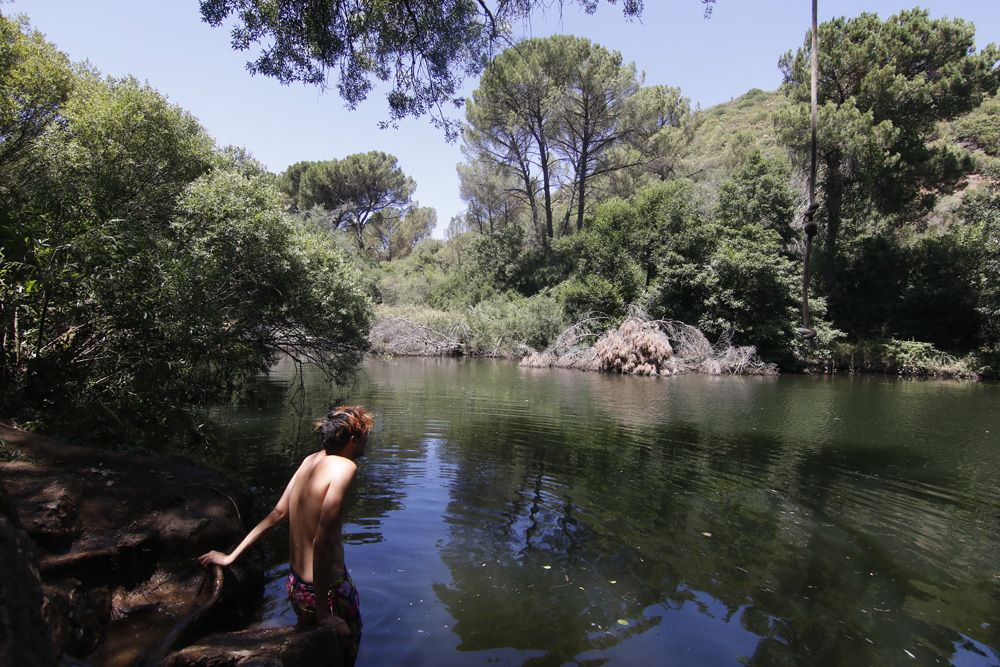 Los Baños de Popea, un paraíso de la sierra cordobesa