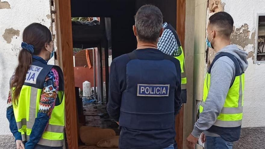 Ocho detenidos en la operación contra la banda de ladrones de Pere Garau
