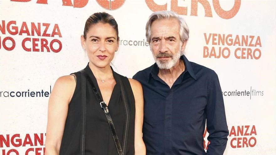 Imanol Arias e Irene Meritxell se separan